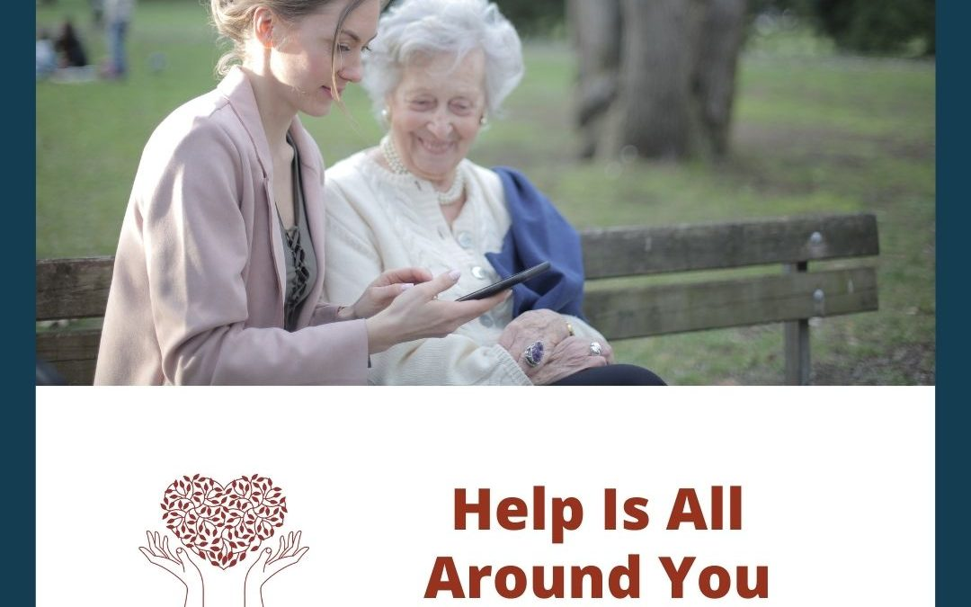 Help is All Around You with Sue Ryan